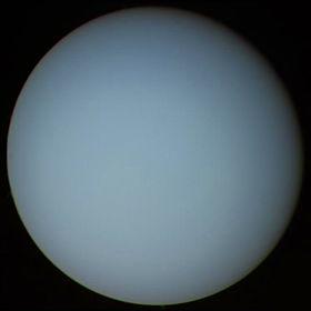 La Planète Uranus