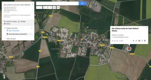image du site d'observation de Saint-Médard-d'Aunis