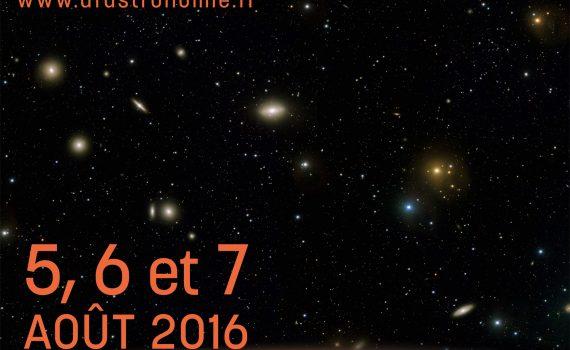 Nuit des étoiles 2016