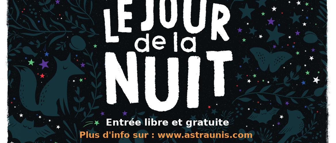 Astraunis - Affiche Jour de la Nuit 2018