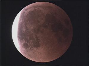Eclipse Lune 27-07-2018 St Medard