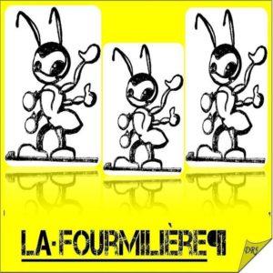Logo de la Fourmilière